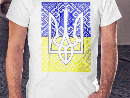 Koszulka z nadrukiem w stylizacji codziennej