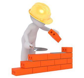Zaprawy szybkoschnące w pracach murarskich