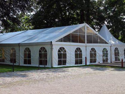 Tanio wynajęta hala namiotowa na imprezę