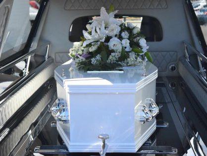 Usługi zakładów pogrzebowych