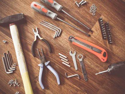 Dobre narzędzia pomagają przy remoncie