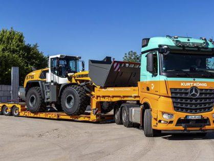 Skorzystaj z usług transportowania ciężkich maszyn