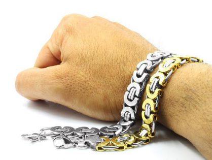 Męskie modele biżuterii