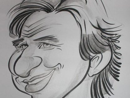 Portrety oraz karykatury