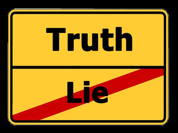 Używanie wykrywacza kłamstw