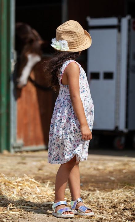 polecane sukienki wizytowe dla dzieci