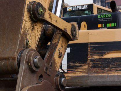 Szukamy usług niedrogiego tulejowania maszyn budowlanych