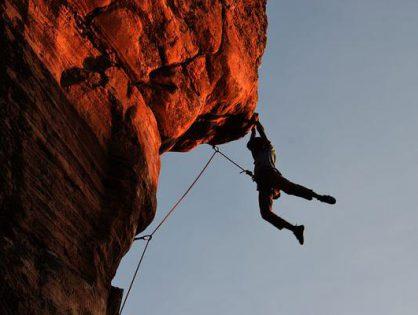 Jak nauczyć się wspinaczki skałkowej?