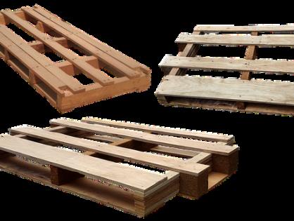 Bezpieczna produkcja drewnianych palet