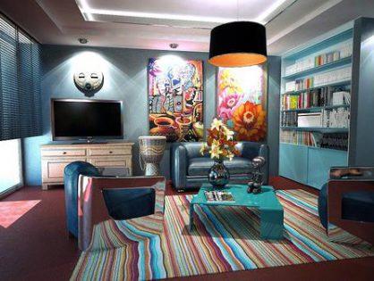 Nowoczesne wizualizacje pomieszczeń