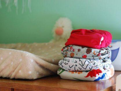 Kupno wkładów wielorazowych do pieluszek
