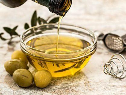 Zdrowy olej rydzowy