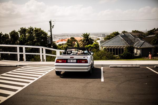 Odboje do wewnętrznego parkingu